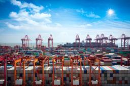 1至7月贵州出口增速位居全国前列