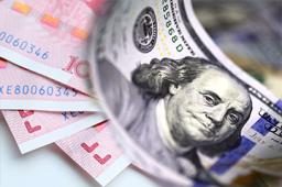 在岸人民币对美元汇率开盘升破6.89关口