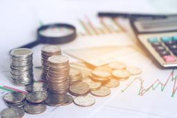 2020年1-12月份全国固定资产投资比上年增长2.9%