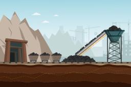 2020年规模以上工业原煤产量略有增加 天然气保持快速增长