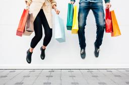 2020年12月份社会消费品零售总额同比增长4.6%