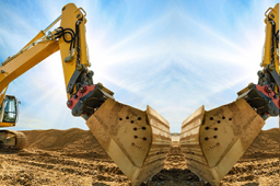 工程机械需求旺盛 多地挖机代理商官宣涨价