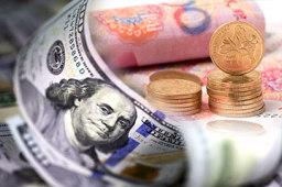 在岸人民币对美元汇率开盘收复6.57关口