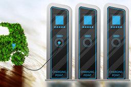 大众及奥迪唯一量产供应商 香山股份智能充电桩首秀上海车展