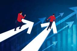"""创业板指涨近3% 市场呈现""""二八分化""""格局"""