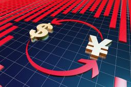 """人民币对美元汇率逼近6.5 波动中""""贬""""与""""稳""""对立统一"""