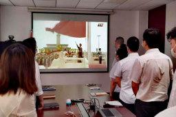 """证券经营机构组织收看""""庆祝中国共产党成立100周年大会""""直播"""