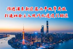【现代化建设引领区】浦东迎来新使命