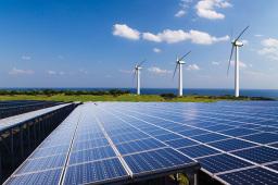 国家能源局:1-8月太阳能发电装机容量同比增长24.6% 风电装机容量同比增长33.8%