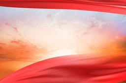 一心向党 红色是我们最鲜明的底色