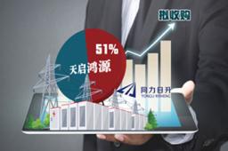 同力日升拟收购天启鸿源51%股权 切入储能业务和电站业务